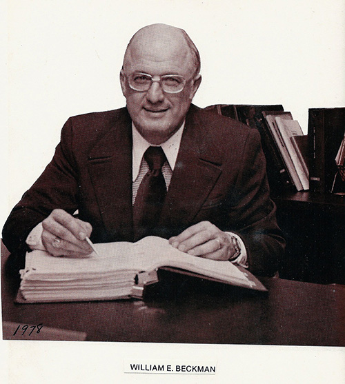 image of William Beckman